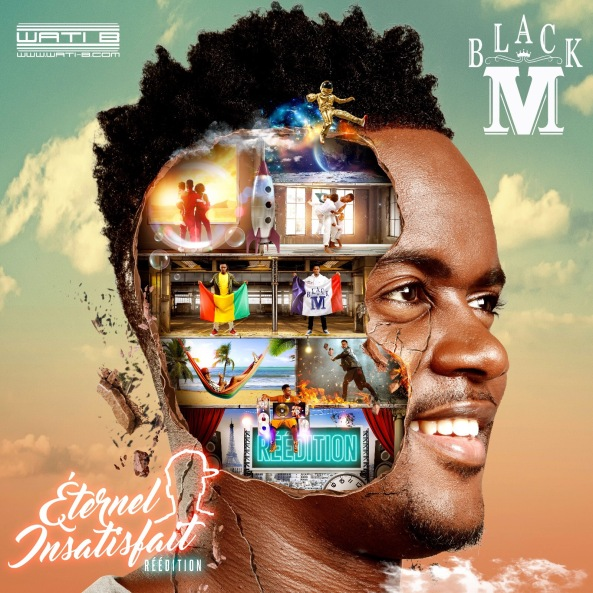 Black M - Eternel Insatisfait (Cover Réédition)