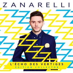 POCHETTE ZANARELLI L ECHO DES VERTIGES REEDITION