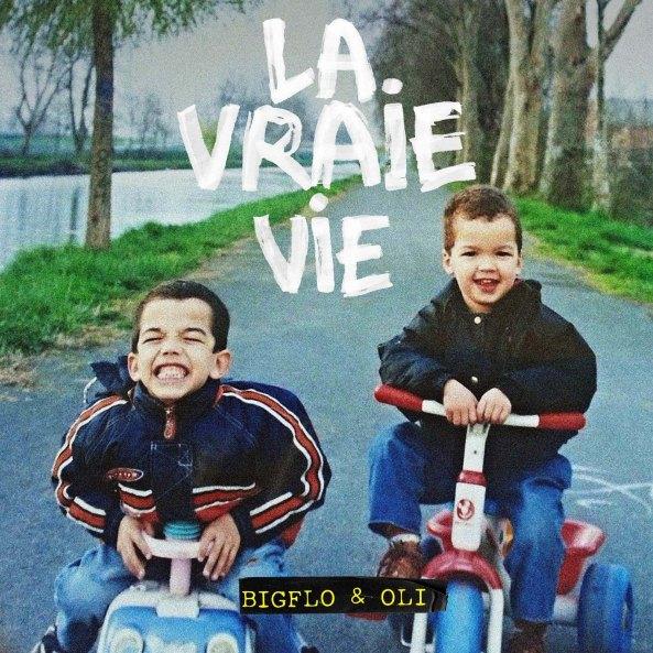 Cover album La vraie vie - Bigflo Oli