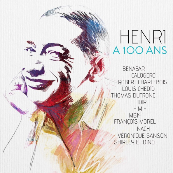Cover Album 'Henri a 100 ans'