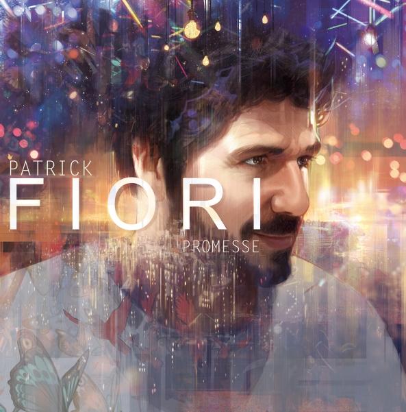 Cover album Promesse PatrickFiori