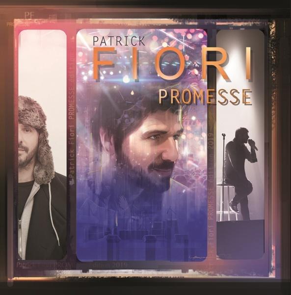 pochette promesse collector patrick fiori