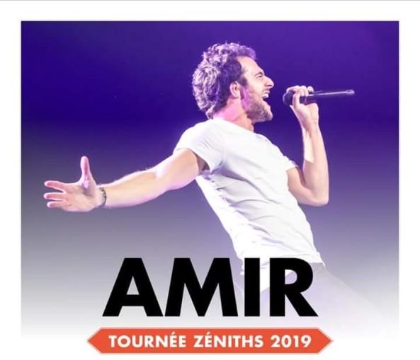 Amir Zénith 2019