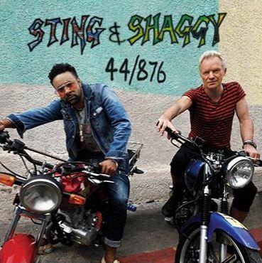sting shaggy