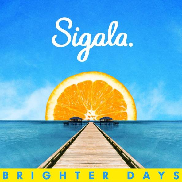 Cover Album Sigala - Brighter Days