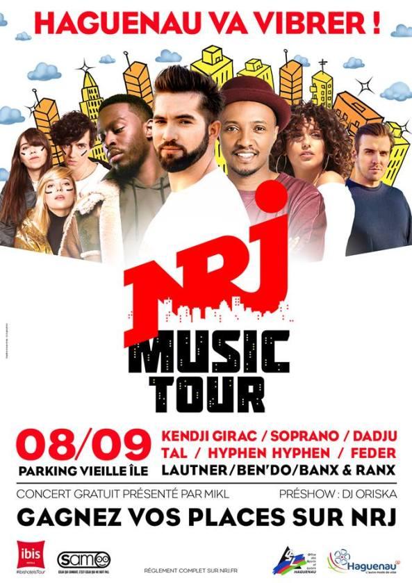 nrj tour 2018 haguenau