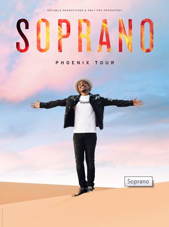 soprano tournée