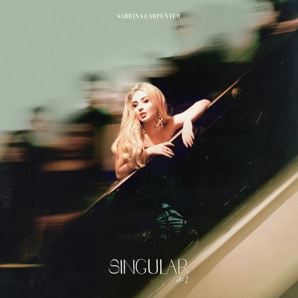 Pochette album Singular Act 1