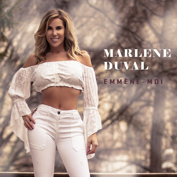 Marlene Duval - Emmène-moi (Cover Single BD)