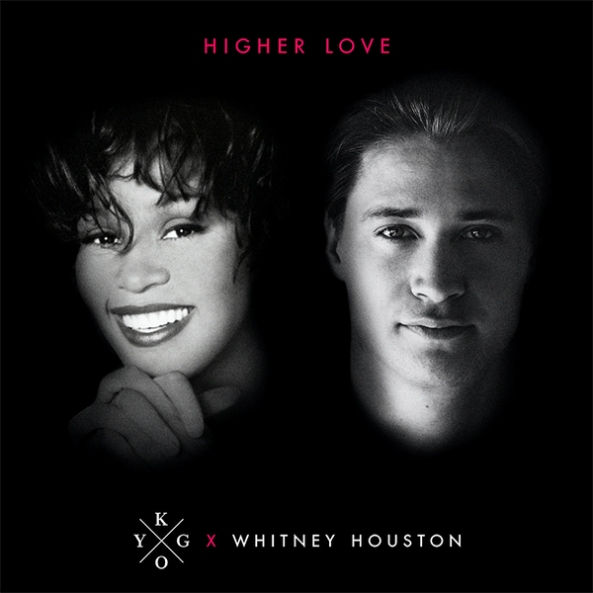 Pochette Higher Love