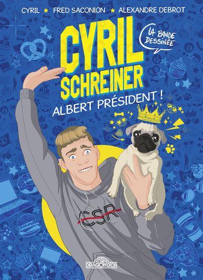 Cyril-Schreiner-B-D-Albert-President