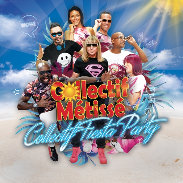 Collectif Métissé - Collectif Fiesta Party (Cover Album)