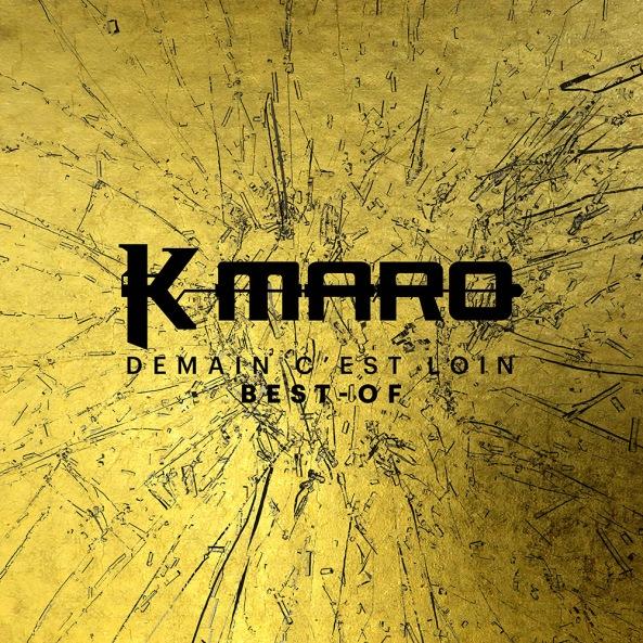 K-Maro - Album Demain c'est loin (Cover)