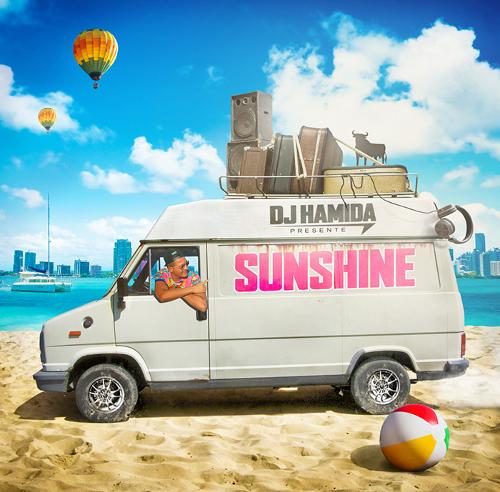 DJ Hamida - Sunshine (Cover Album)